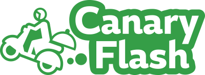 desarrollo de sistemas canary flash