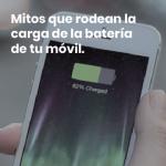 Mitos de la batería de la móvil